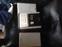 Panasonic cd/tape player