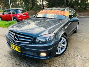 2009 Mercedes Benz CLC200 Luxury PANORAMIC ROOF LOGBOOKS 2 Keys A1 Sutherland Sutherland Area Preview