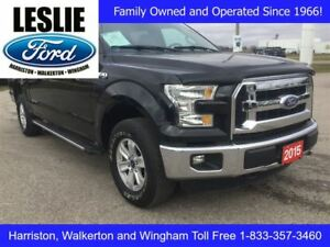 2015 Ford F-150 XLT | One Owner | Trailer Tow PKG
