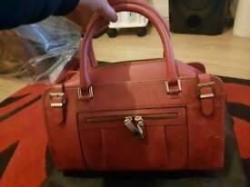 Aubrey leather bag