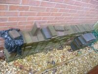 Brindle Bricks - Approx 250 in Total