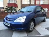 Honda civic 1.4 petrol Se Automatic