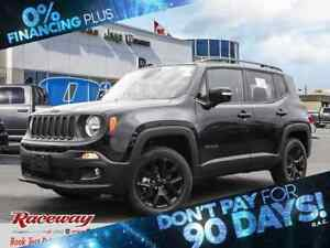 2018 Jeep Renegade North | ALTITUDE PCK | NAV | BLUETOOTH |