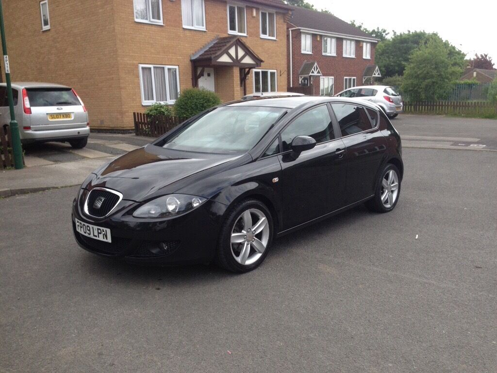 2009 seat leon 1 4 tsi sport 5drfull service history in. Black Bedroom Furniture Sets. Home Design Ideas