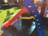 Little tikes giant slide