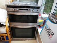 Rangemaster. Double oven
