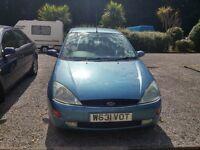 2000 Ford Focus Ghia 1.8 spares £65