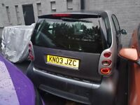SMART CAR 450 FORTWO PASSION 700cc SEMI AUTOMATIC