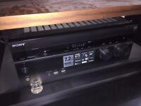 Sony STR-DN1050 7.2 4K Home Cinema AV Receiver/Amplifier (AirPlay,Wifi,NFC,USB)