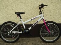 GIRLS BIKE - VERY GOOD CONDITION - ONLY £30.00