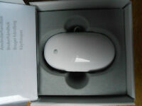 Genuine Original Apple White Ball Scroller Optical USB Wired Mighty Mouse MA086ZM/A BOXED complete