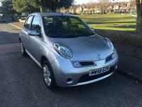 2009(58)Nissan Micra 1.4 Acenta 41K Low Miles With Full Service History
