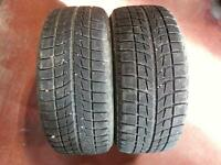 2-225/55R16 Winter Tires