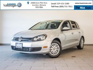 2013 Volkswagen Golf 2.5L Trendline+HEATED SEATS+AUTO+CRUISE