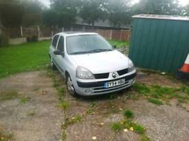 Renault Clio 1.2 *only 50000 miles*