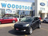 2014 Ford Escape Titanium, LEASE RETURN