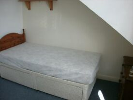 single furnished room drewry lane £60 pw inc all bills on uni+hospital bus route