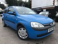 Vauxhall Corsa 1.2 i 16v Comfort Full Service History Long MOT Low Insurance Sunroof