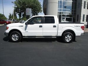 2012 Ford F-150 XLT 4X4 (Ecoboost, Remote Start, Box Cover)