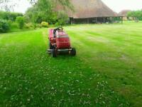 Countax ride on mower c800h