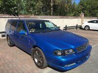 1999 VOLVO V70R AWD 2.3L TURBO 250BHP 4X4 ESTATE 850 R T5-R FRESH JAP IMPORT CLASSIC