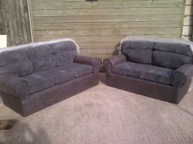 Sofas 3 seater & 2 seaters, brand new & still in packing, £350 for both, can deliver.