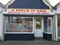 A touch of Asia