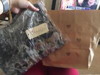New with tags! Purplish designer jumper.