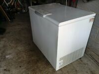 """Chest freezer 3ft x 2"""" wide touch top button control fast freeze 2 baskets gwo can deliver local"""