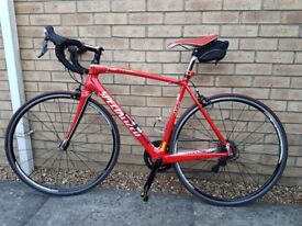 Specialized Tarmac Elite 2012 - 56cm Frame/ Road Bike