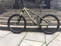 Giant Reign II Mountain Bike