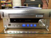 Sony HCD-SD1 Compact 50 watts Stereo Hi-Fi CD Player Amplifier Tuner
