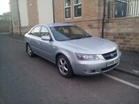 2006 Hyundai Sonata 2.0 Crtd Automatic Leather Seat Bargain Price Excellent Drives Hpi Clear