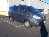 2013 Ford Transit custom limited