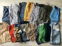 Bundle of boys clothes aged 2-3