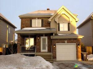 550 000$ - Maison 2 étages à vendre à Fabreville
