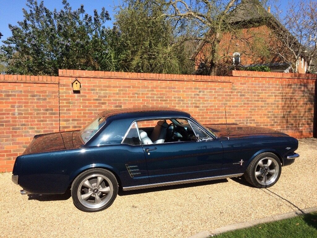 Ford mustang 1965 alloy wheels