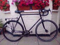 Raleigh Reynolds 501 Singlespeed/Fixie bike