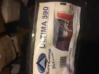 Ultima 390 awning