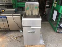 GAS FRYER CATERING COMMERCIAL CAFE RESTAURANT HOTEL PUB BAR BBQ KEBAB KITCHEN TAKE AWAY FAST FOOD