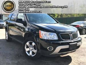 2006 Pontiac Torrent Accident-Free Sport Sunroof Power Group