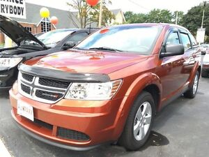 2014 DODGE JOURNEY CVP- DUAL CLIMATE CONTROL, KEYLESS IGNITION,