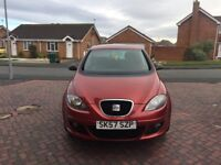 SEAT ALTEA REFERENCE TDI 2007