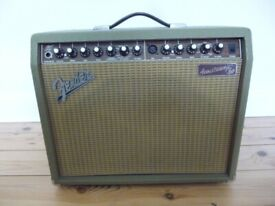 Fender Acoustasonic 30 DSP guitar and mic amplifier