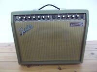 Fender Acoustasonic 30 DSP guitar and mic amplifier