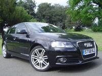 Best Bargain !!! Audi A3 1.6 S Line Sportback 5dr