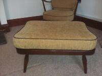 Original Ercol Windsor footstool
