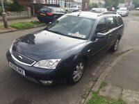 "2006 FORD MONDEO ZETEC ESTATE 2.0 TDCI ""P/X CLEARANCE"""