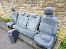 Toyota prius seats