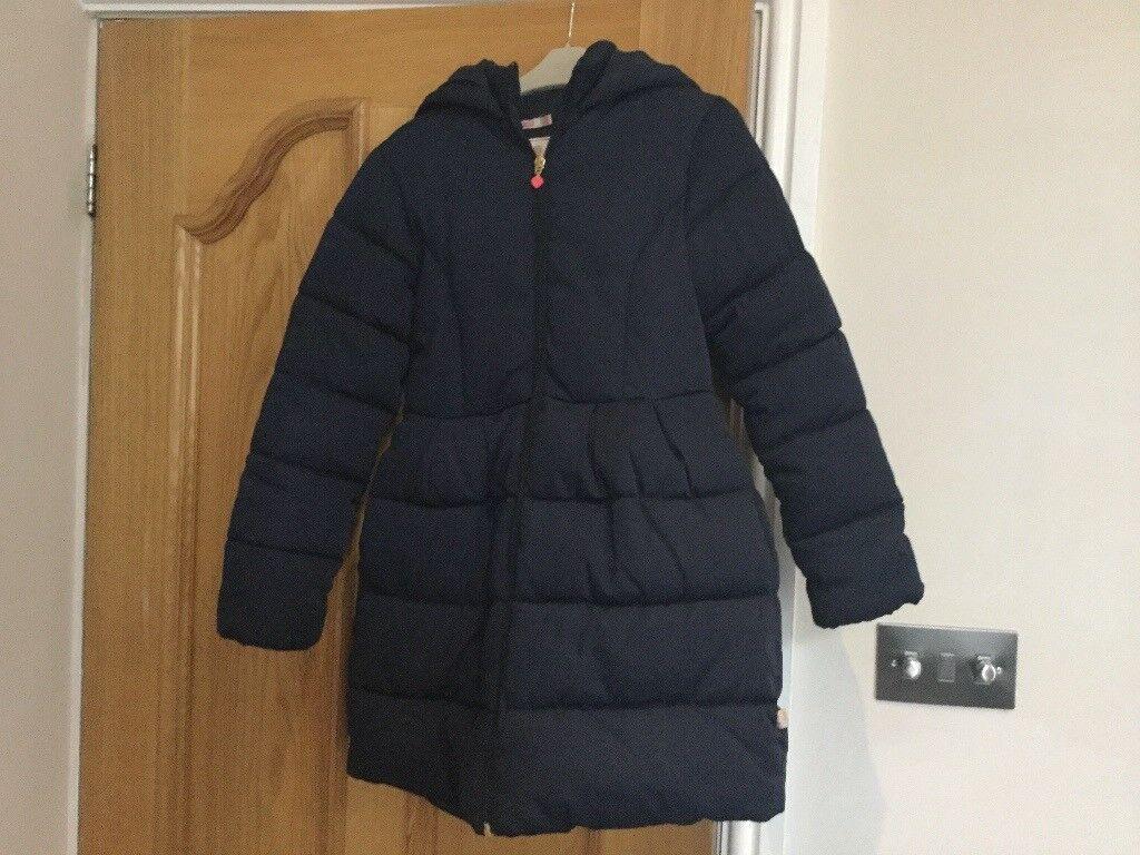 d82e92d252dd Girls Billie Blush Coat 10 years like new